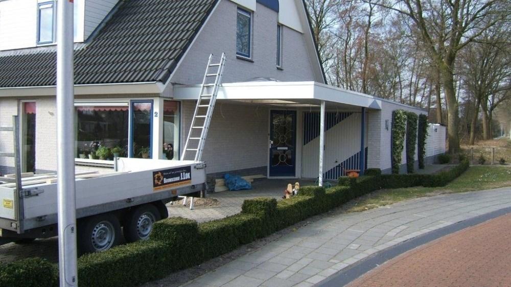 Specialist in carport bouwen | Bouwbedrijf J. Lok